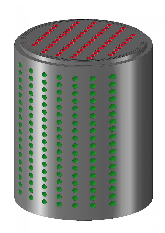 Graphite block heat exchangers - GAB Neumann