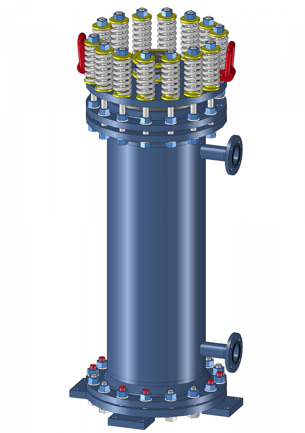 Graphite block heat exchangers - GAB Neumann